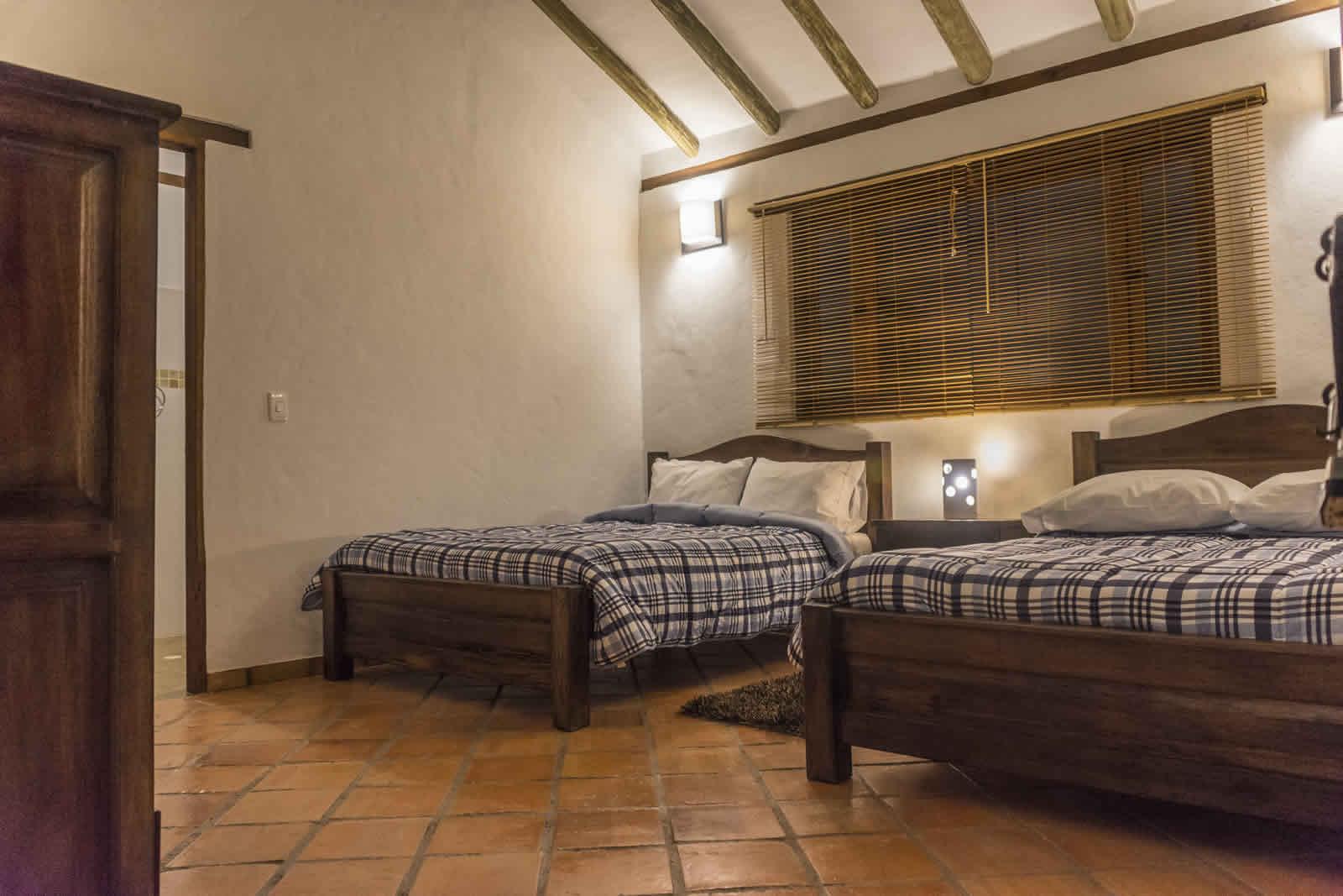 Alquiler casa de Ritoque en Villa de Leyva - Habitación 1