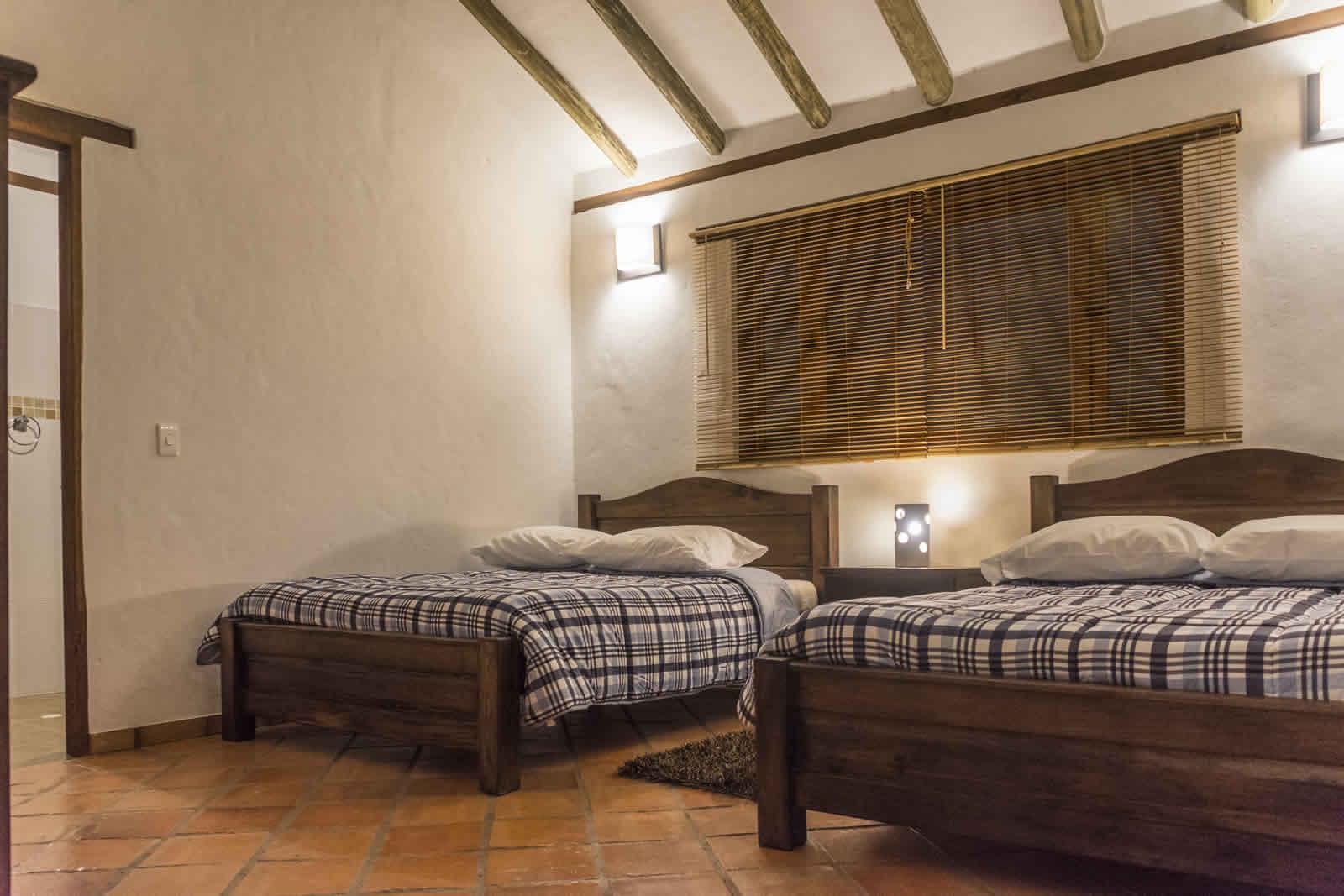 alquilAlquiler casa de Ritoque en Villa de Leyva - Habitación 2