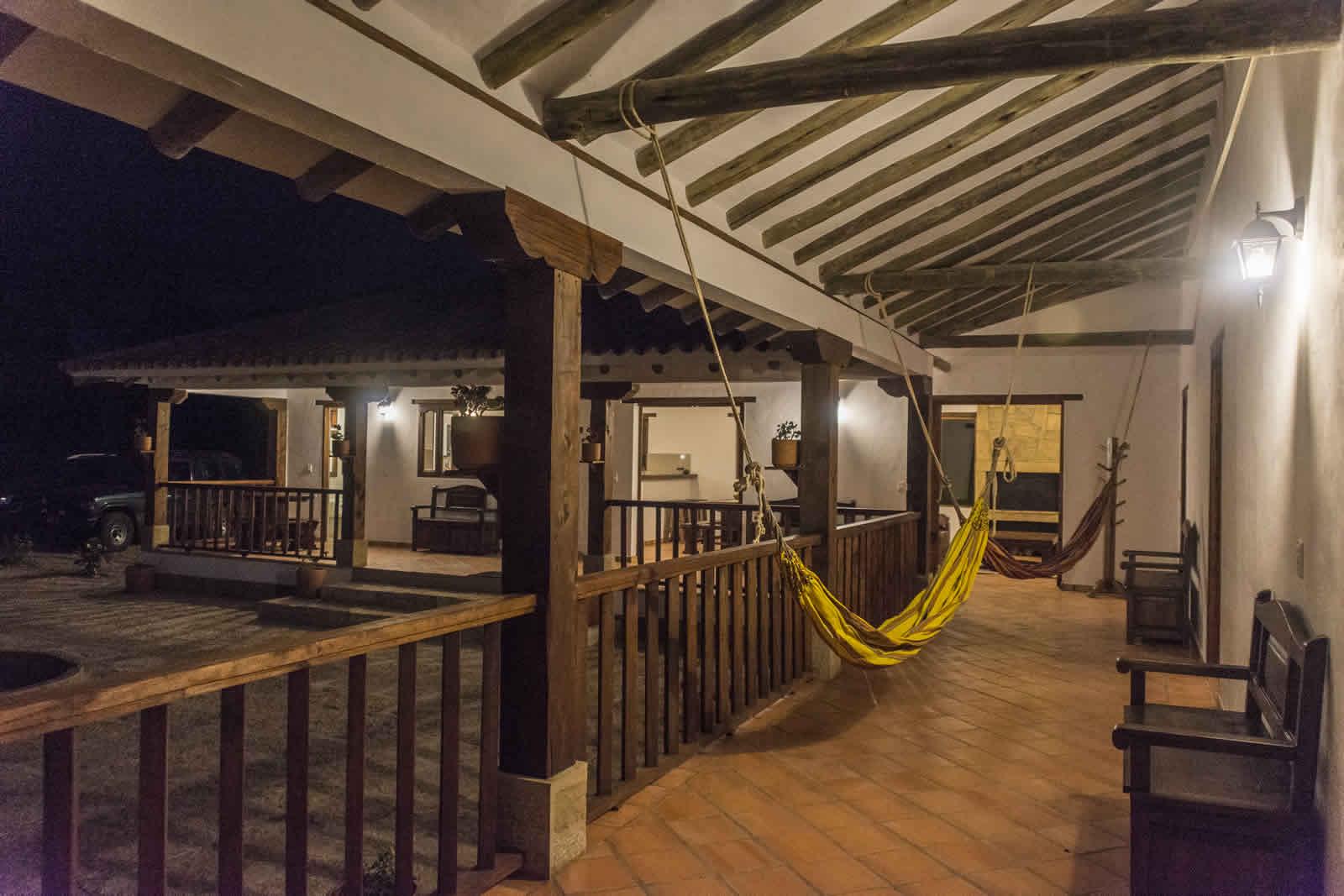 alquilAlquiler casa de Ritoque en Villa de Leyva - Hamacas
