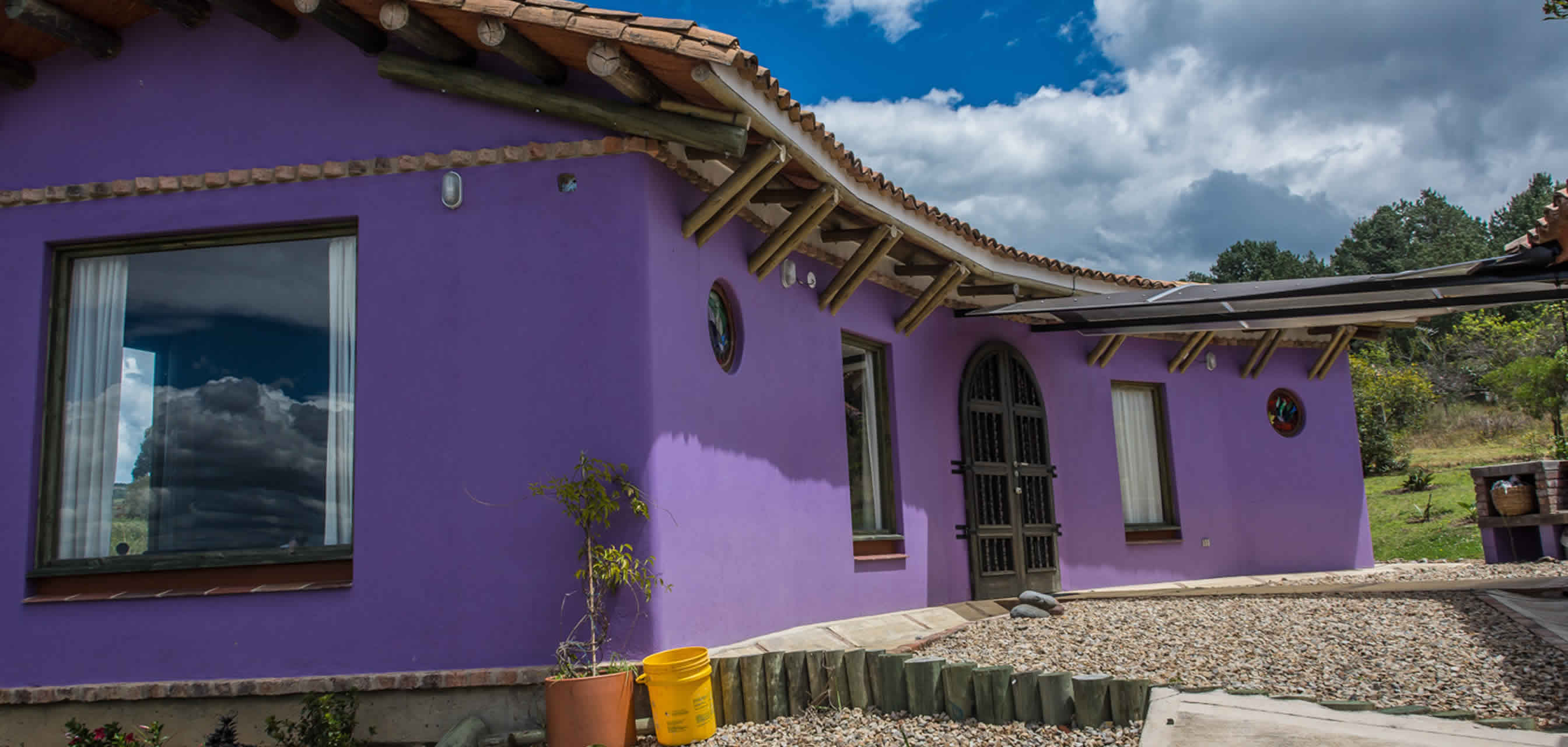 Jishana casa para para alquiler en Villa de Leyva