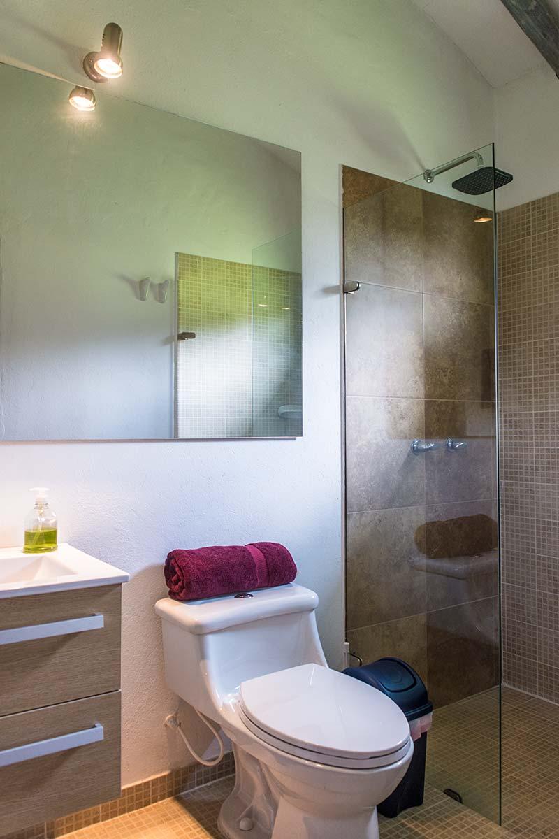 Alquiler Finca El Aliso en Villa de Leyva - Habitación 2 Baño