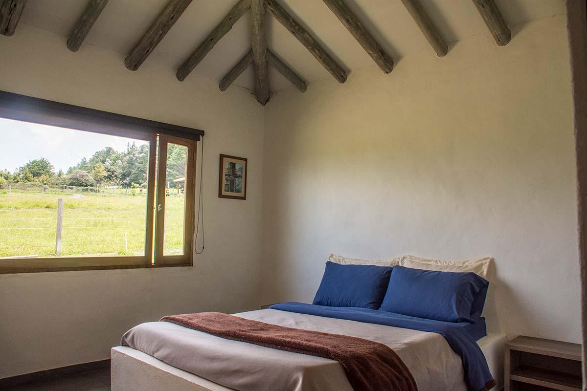 Alquiler Finca El Aliso en Villa de Leyva - Habitación 3