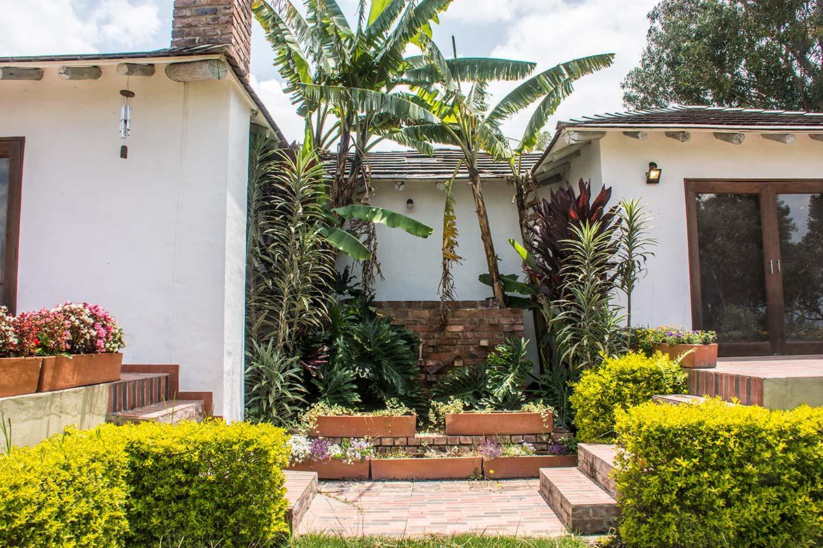 Alquiler Finca El Aliso en Villa de Leyva - Fuente