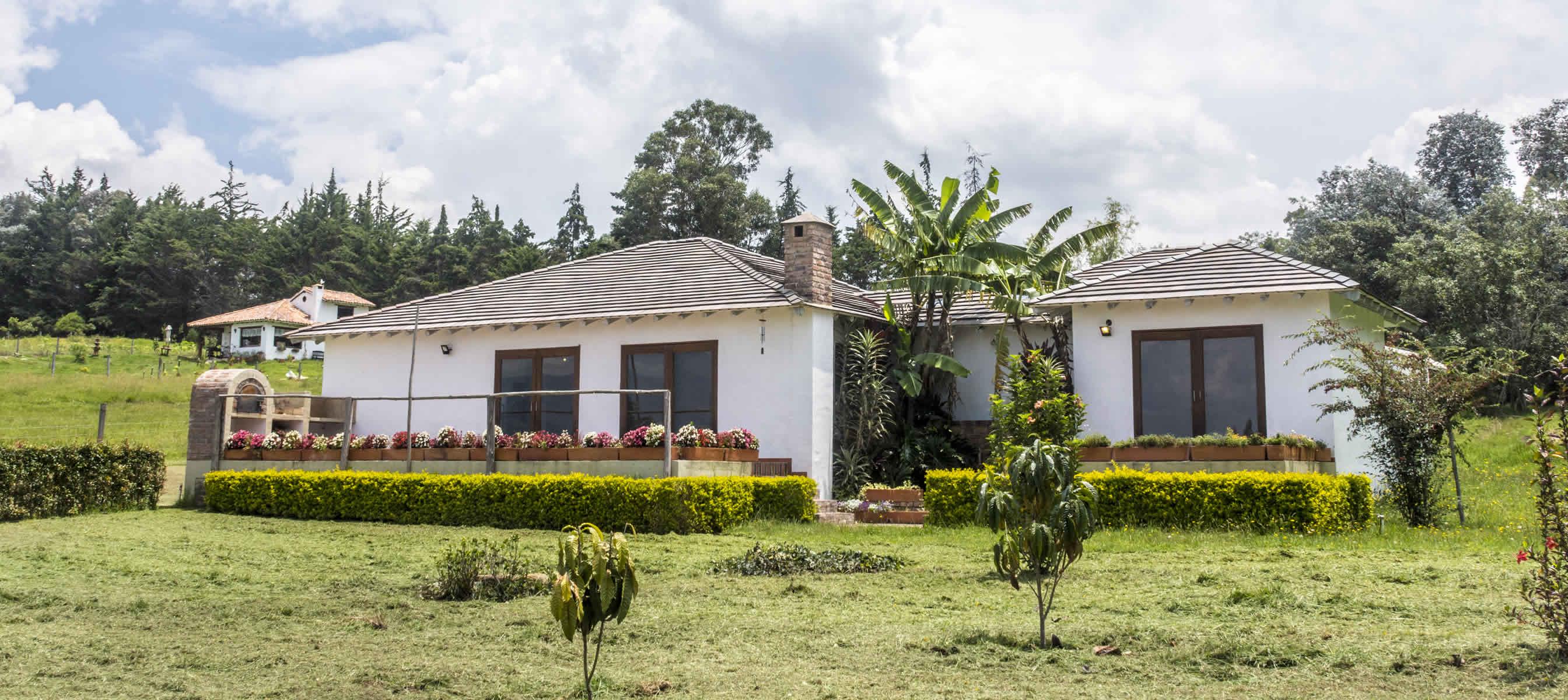 El Aliso casa para para alquiler en Villa de Leyva