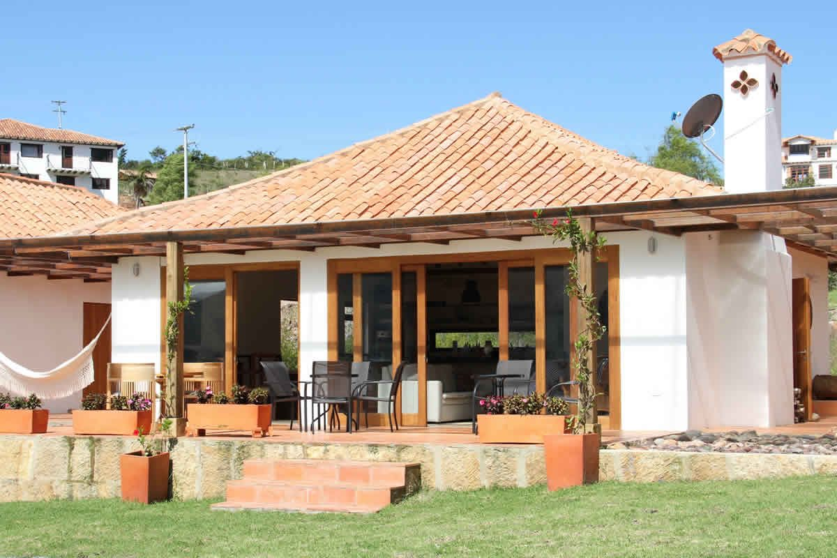 Alquiler de casas campestres en villa de leyva for Casas de alquiler en
