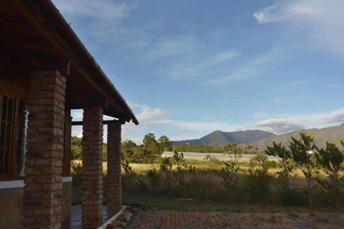 Casa de piedra alquiler en Villa de Leyva