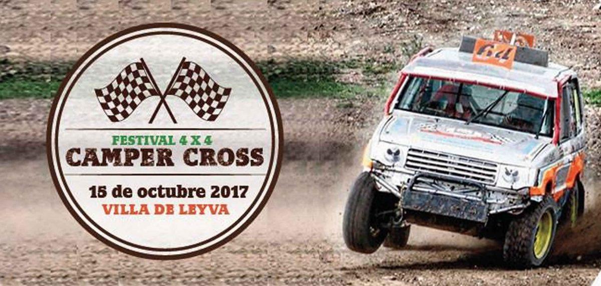 Festival 4X4 Camper Cross Villa de Leyva
