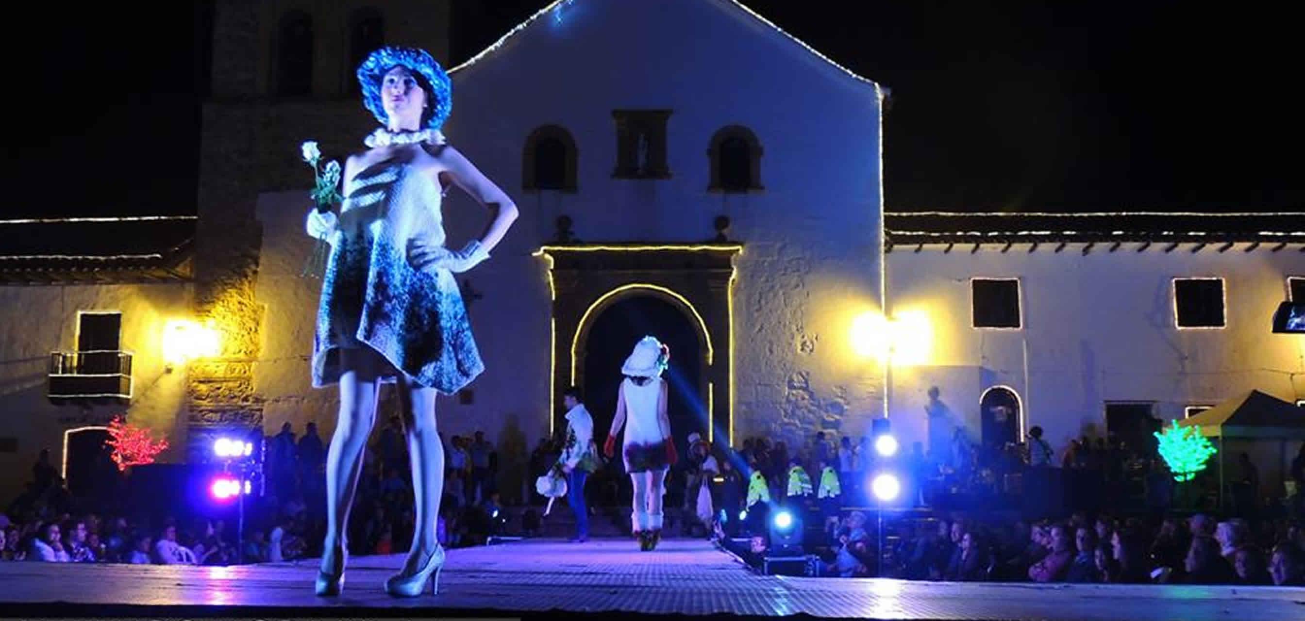 Tejiendo Moda 2017 Villa de Leyva