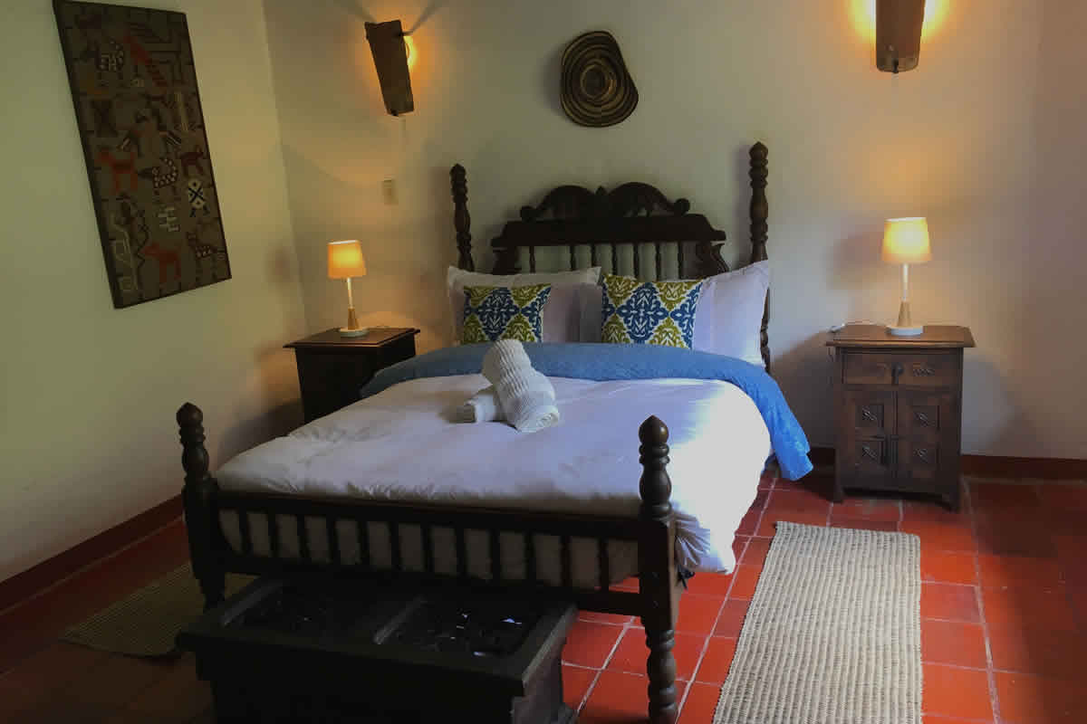 Alquiler casa Villa Juliet en Villa de Leyva