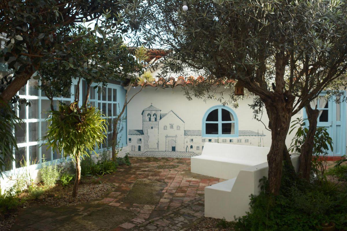 Alquiler casa hisca en villa de leyva