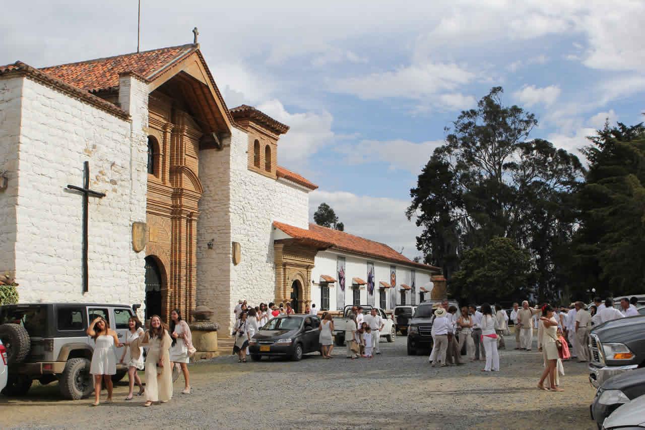 Matrimonio Monasterio Santo Ecce Homo Villa de Leyva
