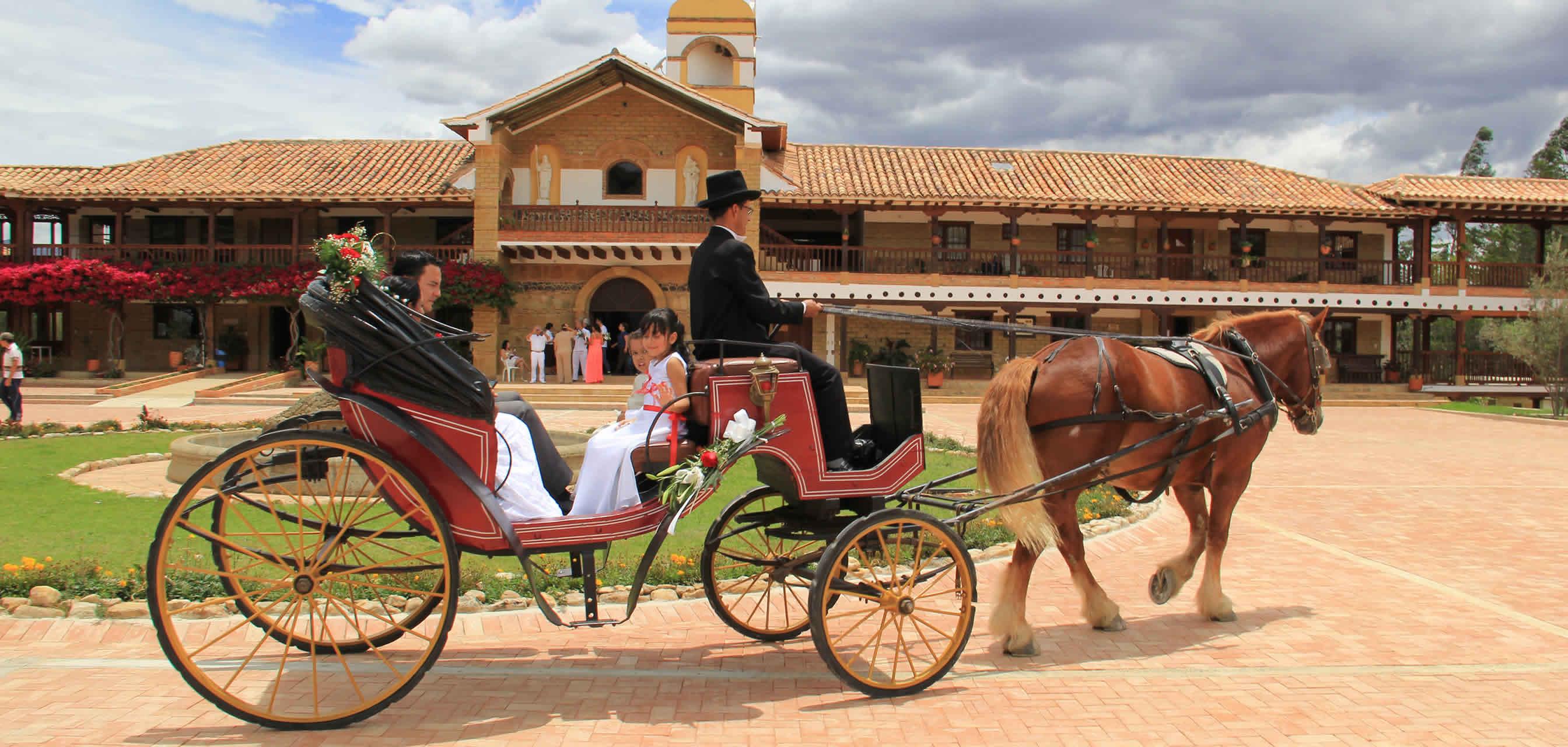 Matrimonios y bodas en Villa de Leyva