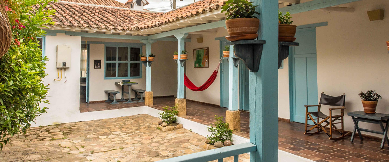 Casa Tobby casa para para alquiler en Villa de Leyva