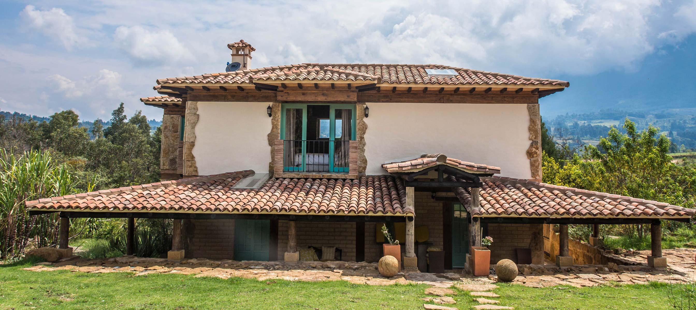 Los Naranjos casa para para alquiler en Villa de Leyva