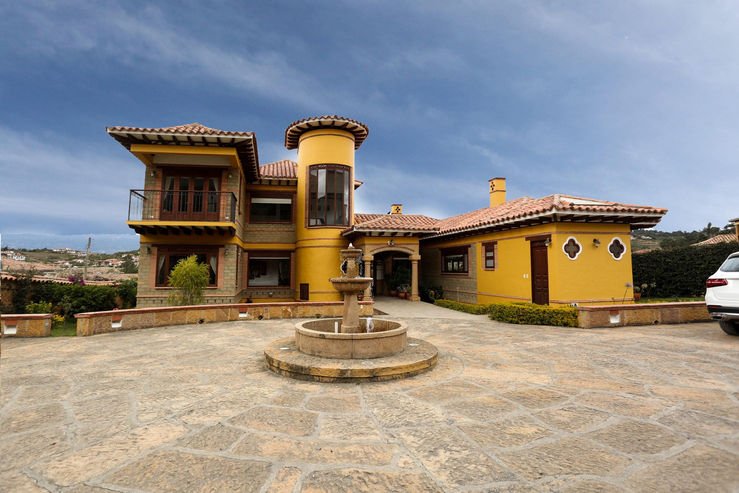 Casa La Roca casa para para alquiler en Villa de Leyva